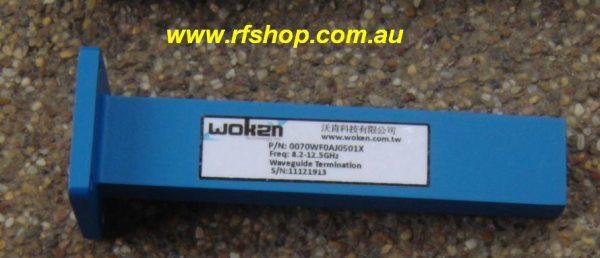 Waveguide Termination, 2W, WR90-0