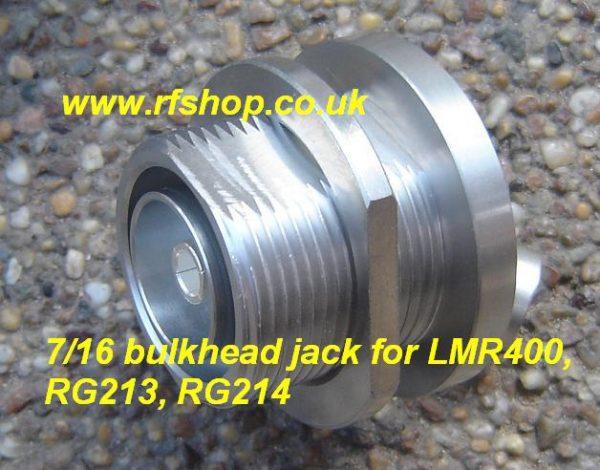 716-8105-L400, 7/16-8100-L400, female, 7/16 connector, female, LMR400, RG214,RG213-0