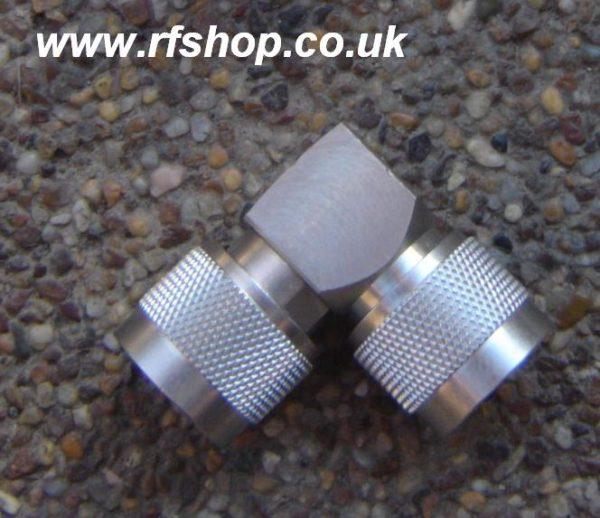 JyeBao Adapter - N Plug (Male pin) to N Plug (Male pin) AL-N3N3-0