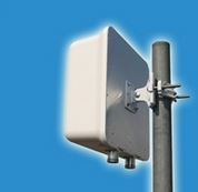 Dual Polarity 700-2700 MHz Panel Antenna ANT0627D8Z-DP-NF-0