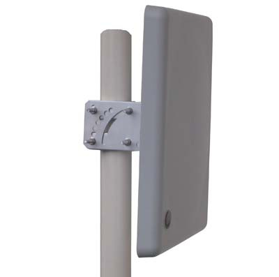 2300 - 2700 MHz Dual Polarity 19dBi Panel Antenna ANT2327D19C-DP-0