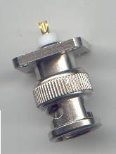 BNC364A-0000, BNC Connector, male pin-0