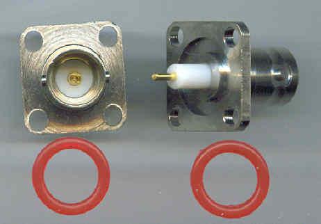 BNC864L-0075, BNC Connector, fem pin, 75 ohm-0