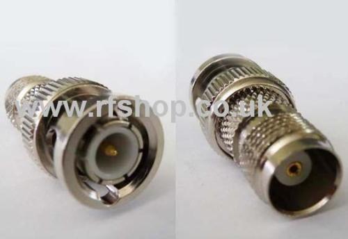 adaptor TNC Connector Jack female pin to BNC Connector Plug male pin CH-BP-TJ-0
