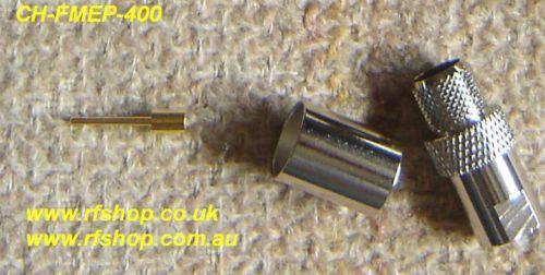 FME Plug (male pin) suit LMR400 CH-FMEP-400-0