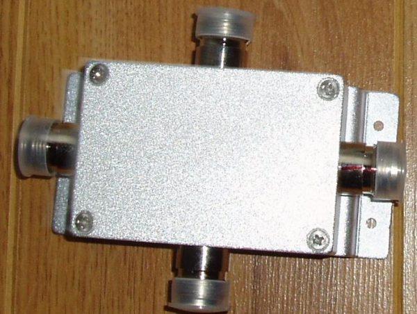 CH-SP-3NF-2.5GHz, Three way spitter, 2.5 GHz, N female jack conns-0