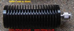 CL-100W-Nm-3G, 100W N male High Power Coaxial Load Termination-0