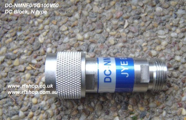 DC-NMNF0/5G100V50, DC BLOCK-0