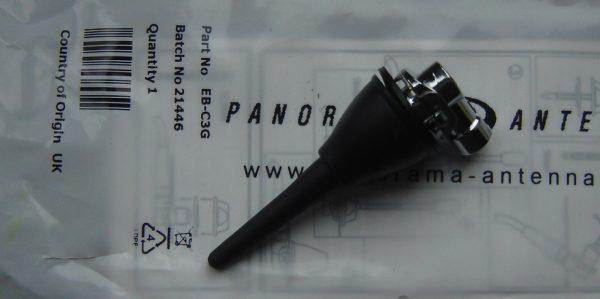 Aerial Antenna for Wireless 800-960 MHz,1710-2170MHz, Panorama, Euro Base EB-C3G-0
