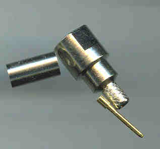 FME Plug (Male pin) suit LMR240-0