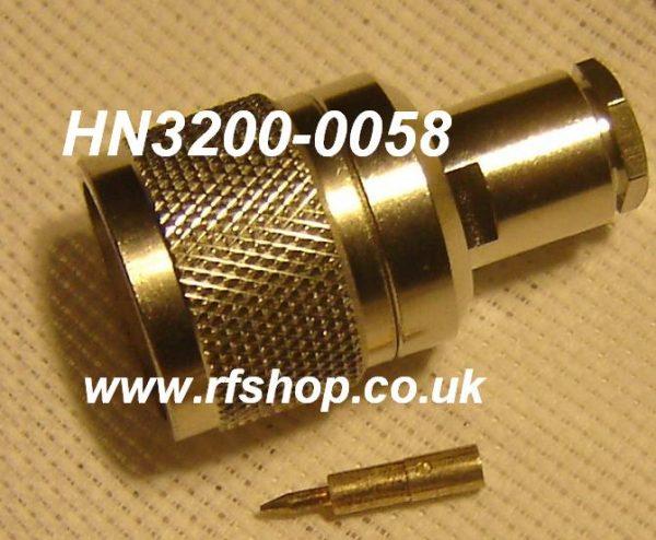 HN3200-0058, HN Connector RG58-0