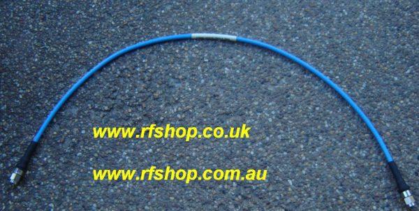 Precision Coaxial Cable Assemblies, K30K30-5003-0.5M40-0