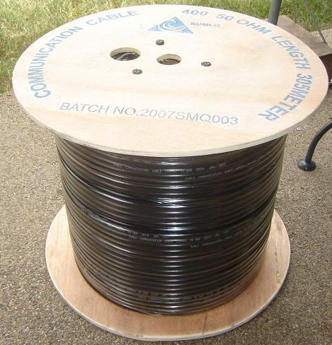 400 series cable with multi-strand centre core (Ultraflex Equiv), 305m reel-0