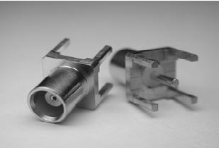 MCX8400-0000, MCX connector, fem pin, PCB fitting-0