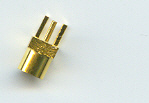MMCX8400-0000, MMCX connector, fem pin, PCB fitting-0
