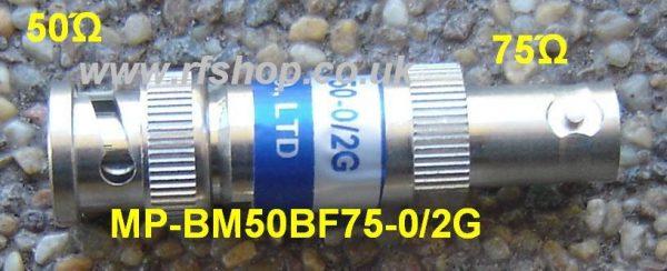 MP-BM50BF75-0/2G Matching Pad-0