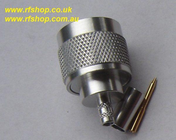 N3100-0142 , N male, Rg142 cable-0