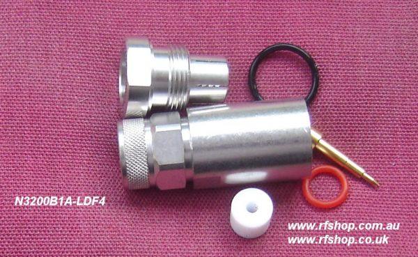 """N3200B1A-LDF4 FSJ4-50B.RFF 1/2""""-5 Cable-0"""