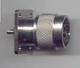 N364A-0000, N connector male pin-0