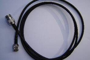 N80T60-195-700, N fem to RP-TNC plug , 700mm N80T60-195-700-0