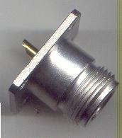 N864A3-0000, N connector fem pin-0