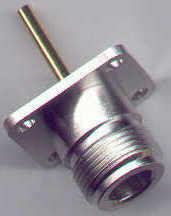 N864AL-0000, N connector fem pin-0