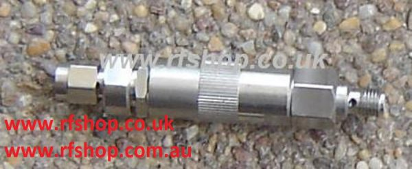 PTS-A3A8-18-15*F, Microwave Coaxial Phase Trimmer Shifter, SMA-0