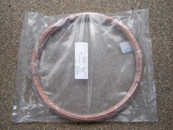 0.085CU (RG405) semi rigid cable, 6.5m roll-0