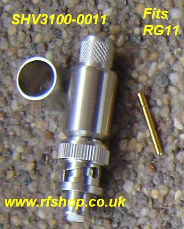 SHV3100-0011, SHV connector, RG11, crimp-0