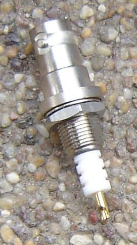 Coaxial Connector SHV8500-0000-0