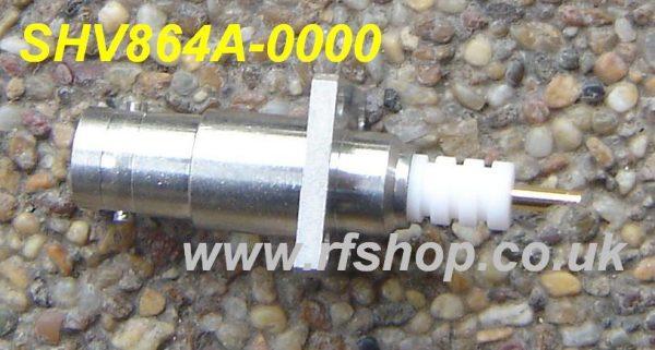 SHV864A-0000, SHV panel connector-0