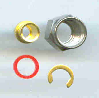 SMA33NV-0141, SMA Connector RG402, 0141, semi rigid, conv male pin-0