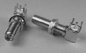 SMA8410L-9000, SMA Connector fem pin-0