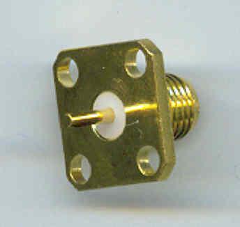 SMA-02-19-TGG, SMA Connector fem pin-0
