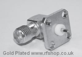 SMA864C-9000, SMA Connector fem pin-0