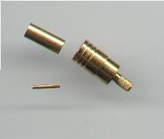 SMB3100-0316, SMB connector, plug, RG316, crimp-0
