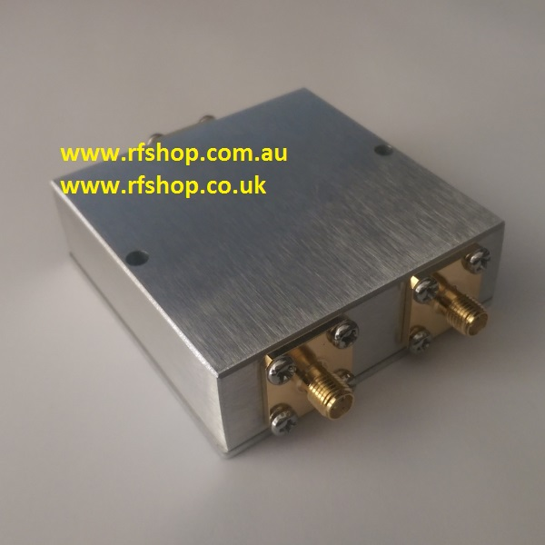 SP-0727-01, 700MHz to 2.7 GHz 2 way Splitter, SMA(f) conns-0