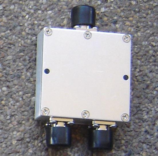 SP-58-01, 5-6 GHz 2 way Splitter, N(f) conns-0