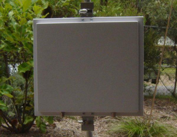 Dual Polarity 1800 MHz Panel Antenna SP1800Dualpol14dBi2L-0