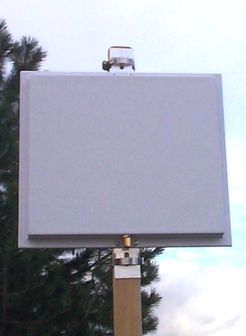 2.45GHz, 19dBi, Flat panel directional antennas , Superpass, SPFPG19-0