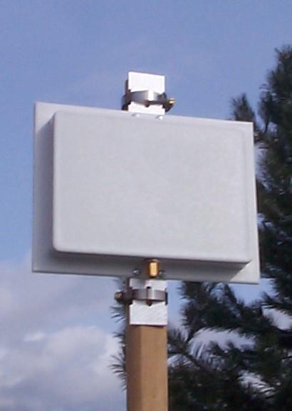 SPPJ48, 5.2, 5.8 GHz, Flat Panel Directional Antenna, Superpass-0