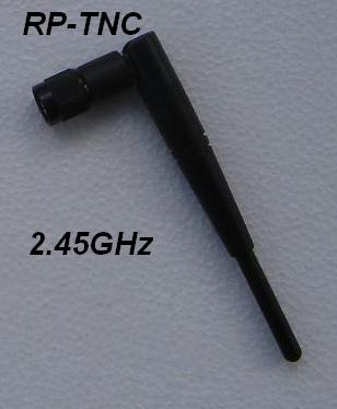 T60ant, Gain =2.2dBi , Rp-TNC Plug, Fit Linksys, Cisco-0