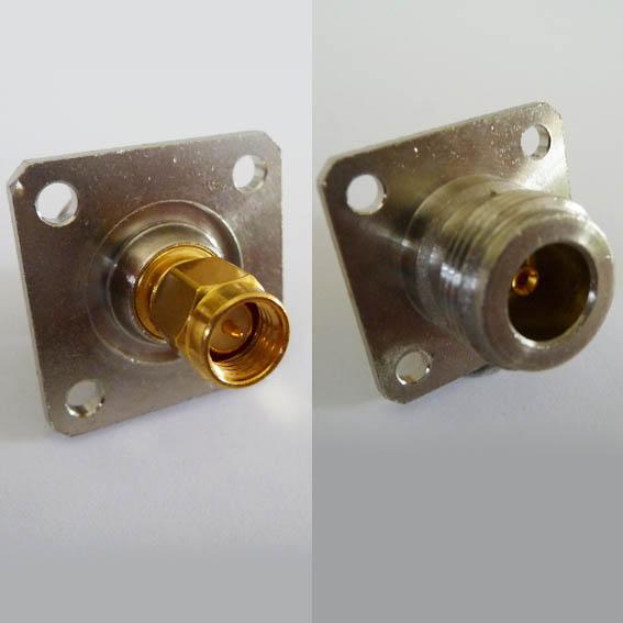 AD-A3N8-P4, N(f) -SMA(m) BH fitting-0