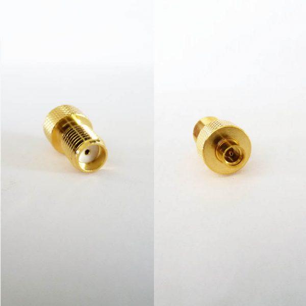 Adapter - SMA Jack (Female pin) to MMCX Jack (Female pin)-0