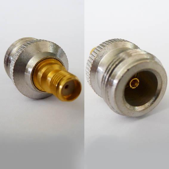 AD-A8N8, SMA fem pin - N fem pin-0