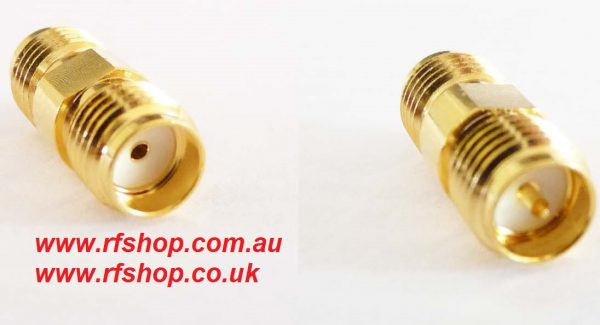 AD-A9A8, Adaptor RP-SMA Jack (male pin)- SMA (conv) fem pin-0