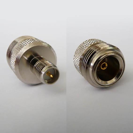 AD-A9N8, RP-SMA jack (male pin) - N fem pin-0