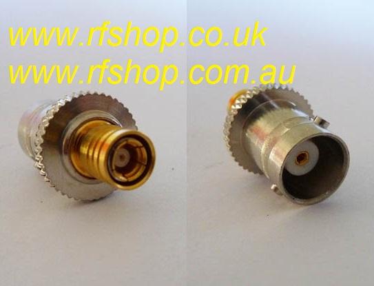 AD-B8S3, BNC fem pin - SMB plug-0