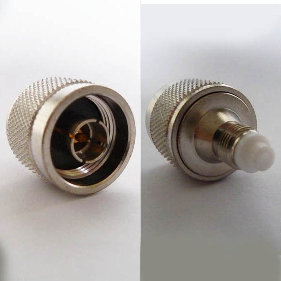 Adapter - N Plug (Male pin) to FME Jack (Female pin) CH-NP-FMEJ-0
