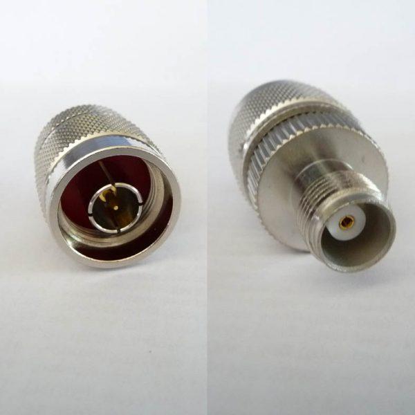 AD-N3T8, N(male pin) -TNC(female pin)-0